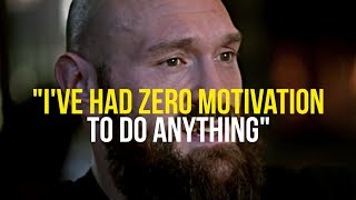 Download Tyson Fury | How To Gain MOTIVATION Back Video