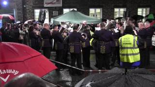Download Brighouse & Rastrick plays Ravenswood Delph Whit Friday 2016 Video