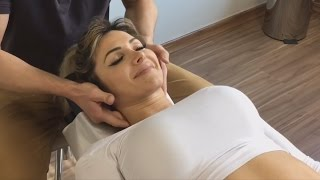 Download COMFORTING ASMR Chiropractic Adjustment Compilation Video