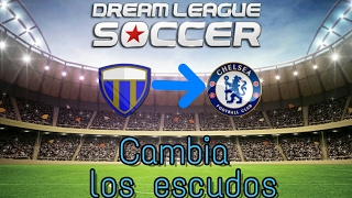 Download Cambia TODOS los escudos en Dream League Soccer •|Cambiar escudos DLS |• Video