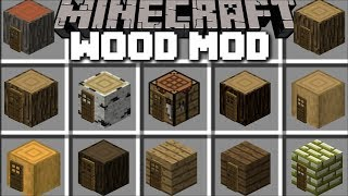 Download Minecraft CRAFTING TABLE MOD / SPAWN WOODEN HOUSES WITH YOUR CRAFTING TABLE!! Minecraft Video