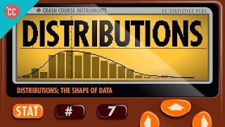 Download The Shape of Data: Distributions: Crash Course Statistics #7 Video