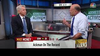 Download Bill Ackman on CNBC with Jim Cramer, October 4, 2017 Video