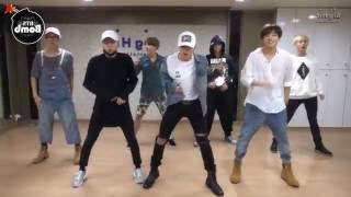 Download BTS 'Silver Spoon (Baepsae)' mirrored Dance Practice [eng sub] Video