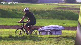 Download Bicycle Tent Camping trailer 2018 Video