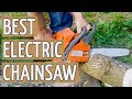 Download ⭐️ TOP 9 Best Electric Chainsaws of 2018 ⭐️ Video