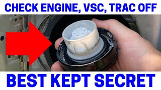 Download (Part 2) How To Fix Your Check Engine, VSC, Trac Off Warning Lights On Video