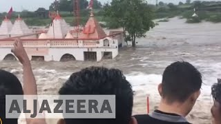 Download India floods: Monsoon rains kill at least 16 Video