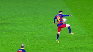 Download 17 Impossible Ball Controls Only Lionel Messi Can Do in Football ● Touch of GOAT ||HD|| Video