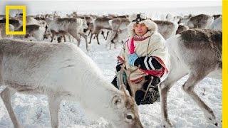 Download Erika Larsen: The Reindeer People | Nat Geo Live Video