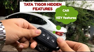 Download TATA Tigor Hidden Features | Car + Key Features | Unknown Features Video
