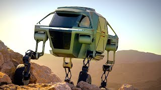 Download New Hyundai Walking Electric Autonomous Car   How It Works 2020   Future Cars CARJAM Video