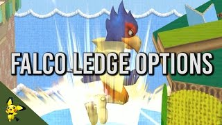 Download Top 6 Ways to Get Off the Ledge with Falco - Super Smash Bros. Melee Video
