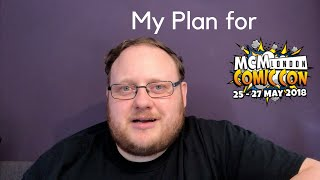 Download Sheepdog Says #73 - My Plans for MCM London Comicon 2018 Video