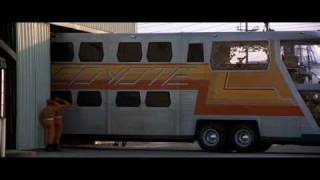 Download The Big Bus (1976) - First appearance - 2001 a space oddyssey music - El autobus atomico Video