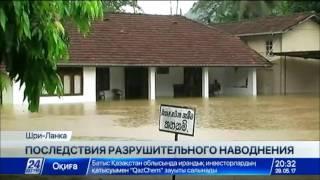Download Число жертв наводнения на Шри-Ланке достигло 177 человек Video