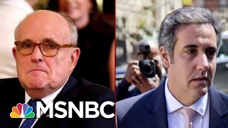 Download The Great Unraveling Of President Donald Trump's Defenses | Deadline | MSNBC Video