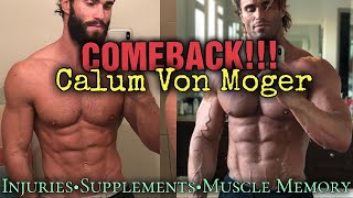 Download Calum Von Moger- How did he do it? Injuries, Massive Comeback, His Supplements Vid, Muscle Memory Video