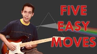 Download How to sound like David Gilmour from Pink Floyd - Lead Guitar Lesson Video