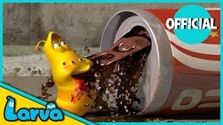 Download LARVA - TEA Best Cartoon Movie | Cartoons For Children | LARVA Official Video