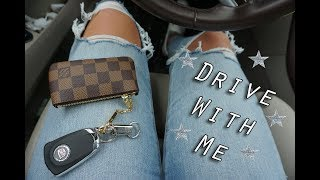 Download Drive With Me (starbucks knows me?!) Video
