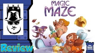 Download Magic Maze Review - with Tom Vasel Video