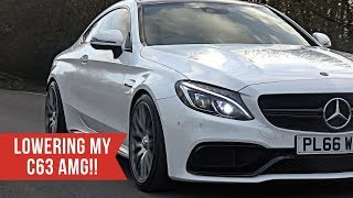 Download WAS THIS MODIFICATION A GOOD IDEA ON MY C63 AMG?! Video