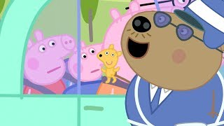 Download Peppa Pig English Episodes | Peppa Pig And Policeman | Peppa Pig Official Video