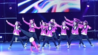 Download FIRECRACKERS - 1st Place Hip Hop Group Kids / Dance Fest Novi Sad 2014 / AQUA Video
