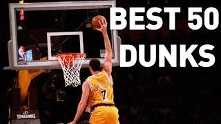 Download Best 50 Dunks October and November: 2016-2017 NBA Season Video