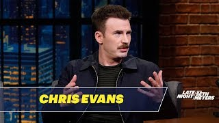 Download Chris Evans on the Perks of Having a Mustache Video