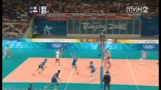 Download Poland Italy Olympics 2008 (short cut) Video
