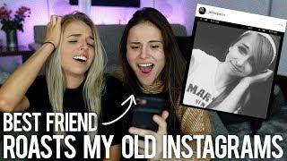 Download BEST FRIEND ROASTS MY OLD INSTAGRAMS Video