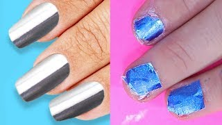 Download Trying 26 NAIL HACKS EVERY GIRL SHOULD TRY By 5 Minute Crafts Video