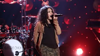 Download Alessia Cara Performs 'Wild Things' Video