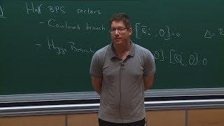 Download Zohar KOMARGODSKI - 2/4 Extremal correlators Video