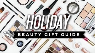 Download Holiday Gift Guide: Beauty & Makeup Gift Ideas! + GIVEAWAY! Video