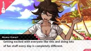 Download Dangan Island - Akane Owari Island Mode Ending [Danganronpa 2] Video