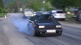 Download Wörthersee 2016 Turbo Action - nach dem See 2016 - Sabotnig, Mischkulnig, Turbokurve Video