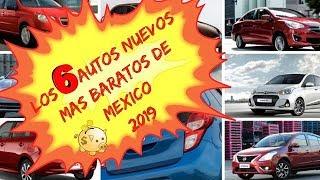 Download #autosnuevos 🚗🚗 Los 6 autos Nuevos 2019 mas Baratos de Mexico Video