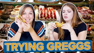 Download Americans Try Greggs For The First Time Video