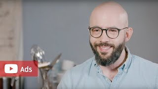 Download Meet the Creators: Andrew Rea of Binging with Babish | YouTube Advertisers Video