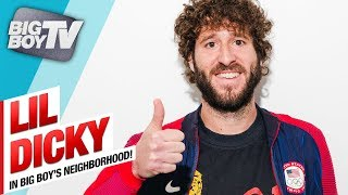 Download Lil Dicky on 'Freaky Friday' w/ Chris Brown, Online Dating & Driving a Toyota Video