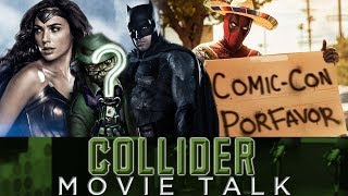 Download DC Announces 2 Mystery Films For 2020, Comic Con Preview - Collider Movie Talk Video