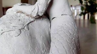 Download Cómo arreglar escultura agrietada | How to fix cracked sculpture Video