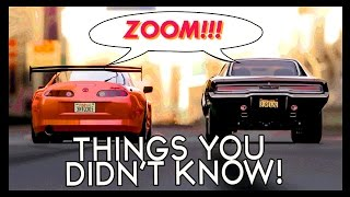 Download 7 Things You (Probably) Didn't Know About The Fast & Furious Video