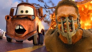 Download CARS (Mad Max: Fury Road Style) Video