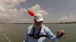 Download Trying a new Popping Cork on Speckled Trout and Redfish Video