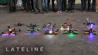 Download Drone racing: First Person View (FPV) Video