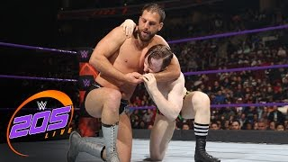 Download Jack Gallagher vs. Drew Gulak: WWE 205 Live, Dec. 13, 2016 Video
